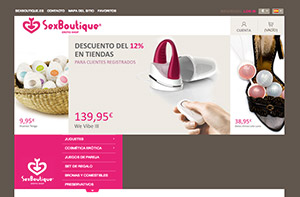 SexBoutique, Erotic Shop